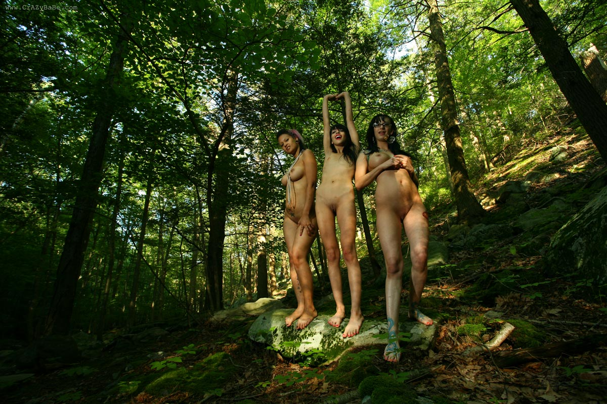 Tamil nude girls in forest